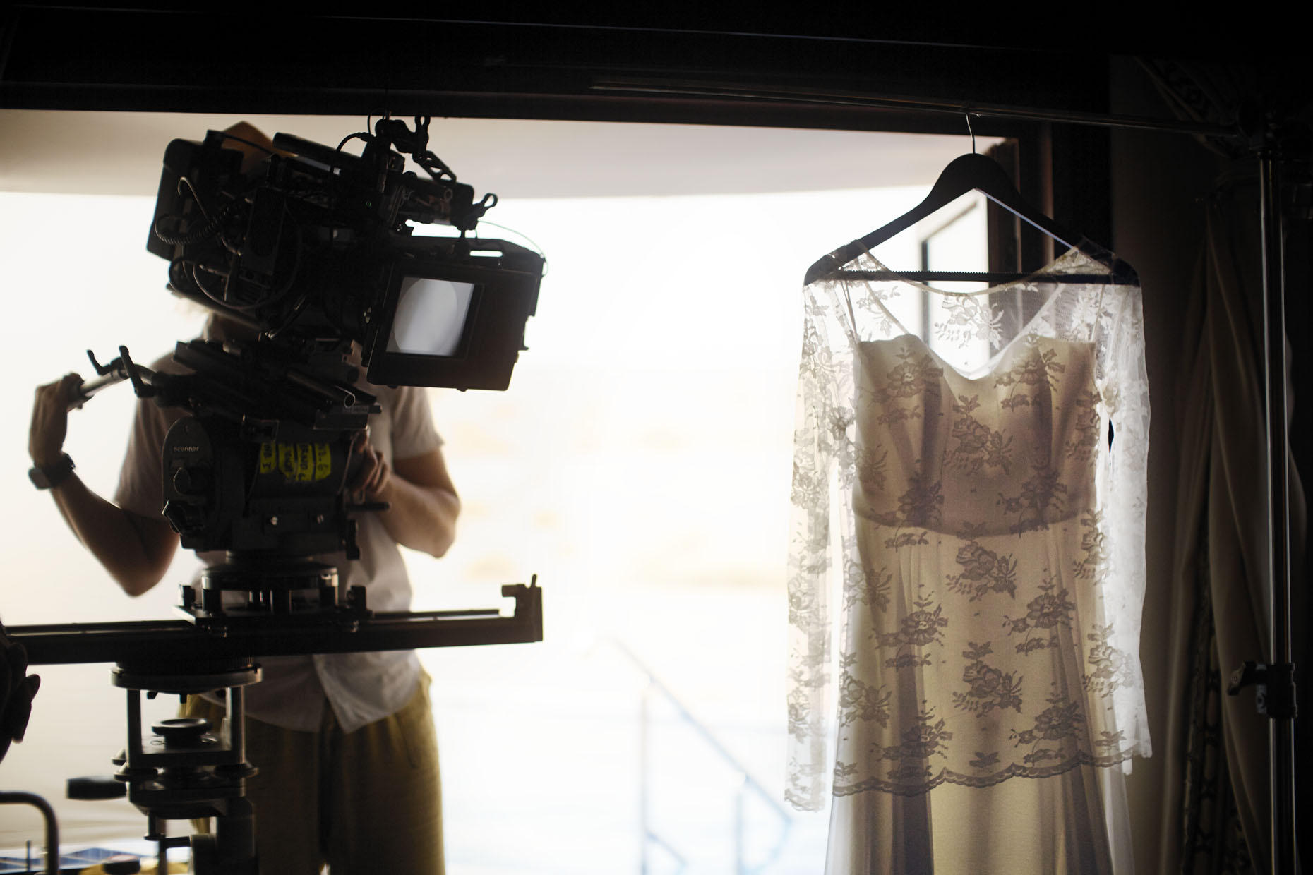 Kate Reid shooting the dress | U.A.E. |