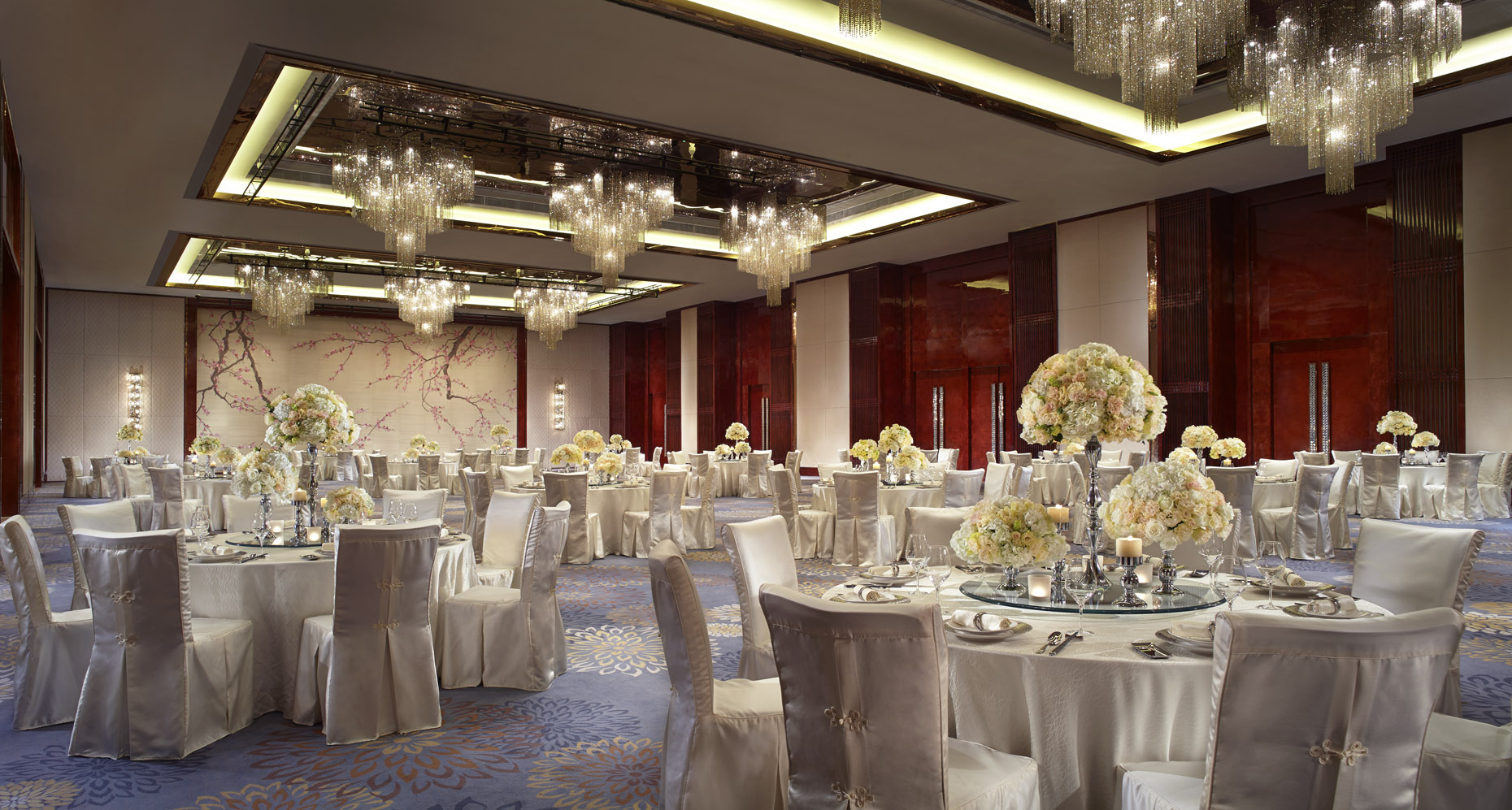 The Diamond Ballroom at The Ritz-Carlton, Chengdu | China |