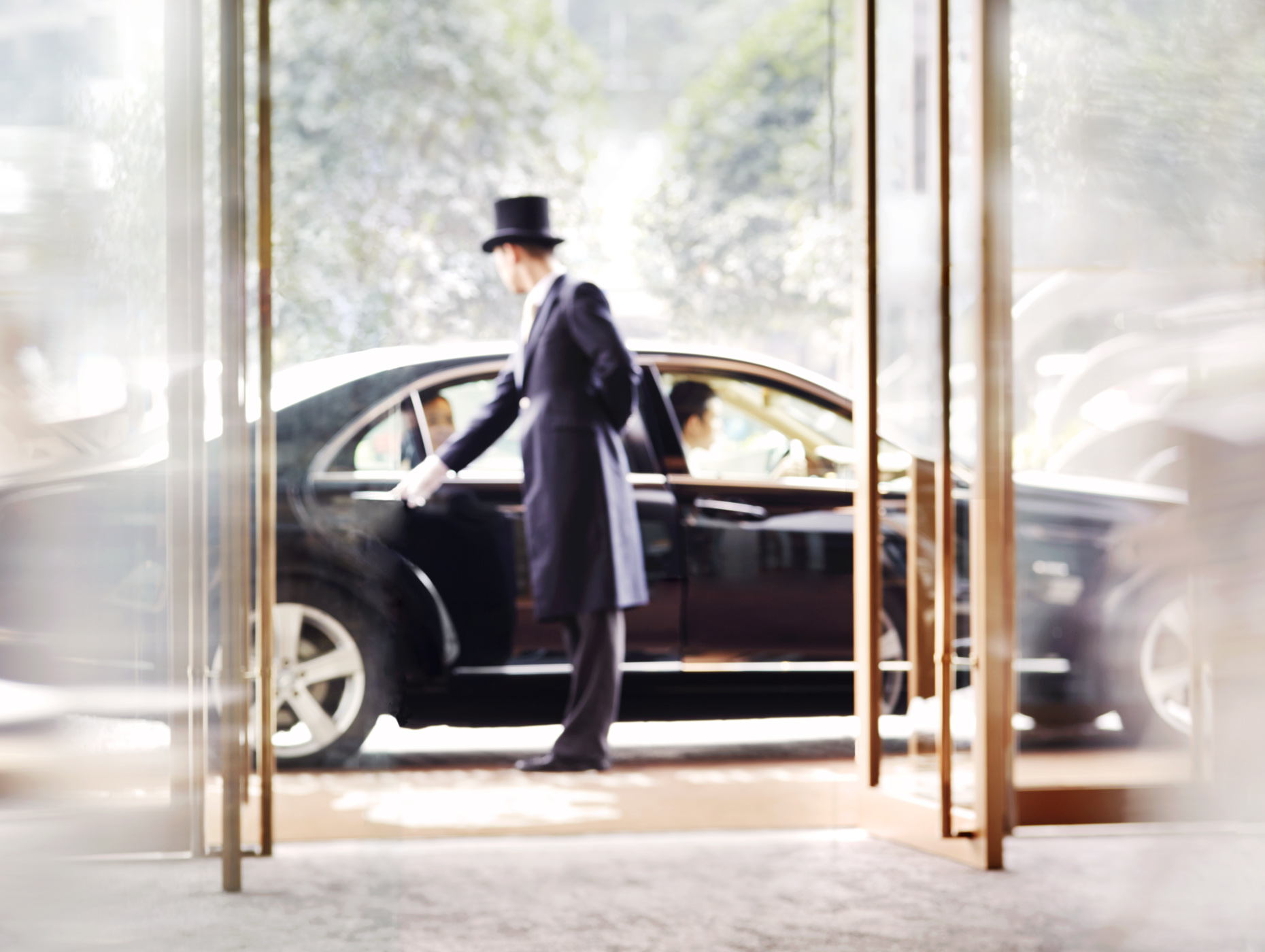 The arrival experience at The Ritz-Carlton, Chengdu | China |
