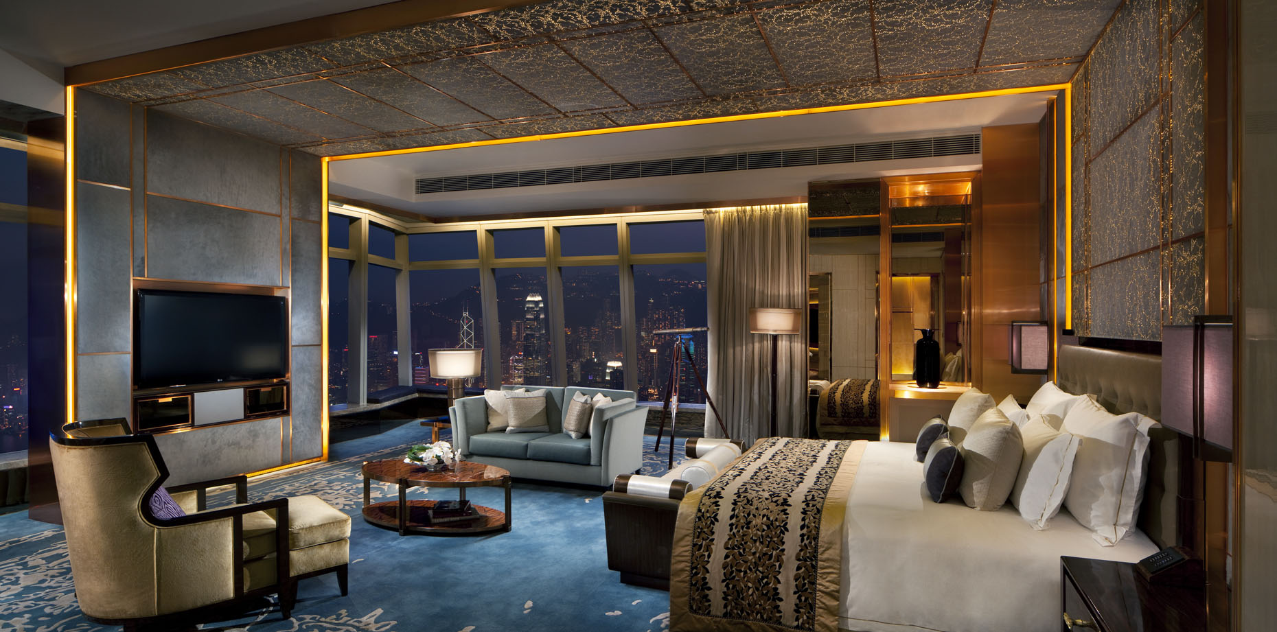 The Ritz-Carlton, Hong Kong's Ritz-Carlton Suite | Hong Kong |