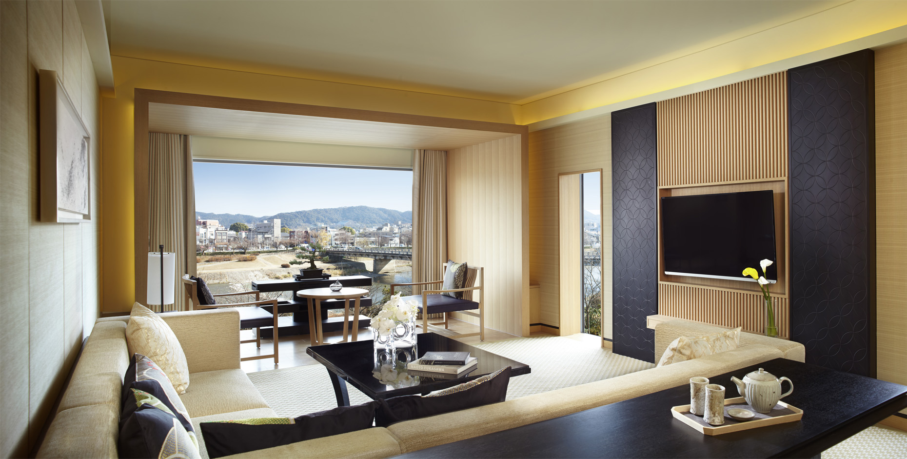 The Suite Kamogawa at The Ritz-Carlton, Kyoto | Japan |