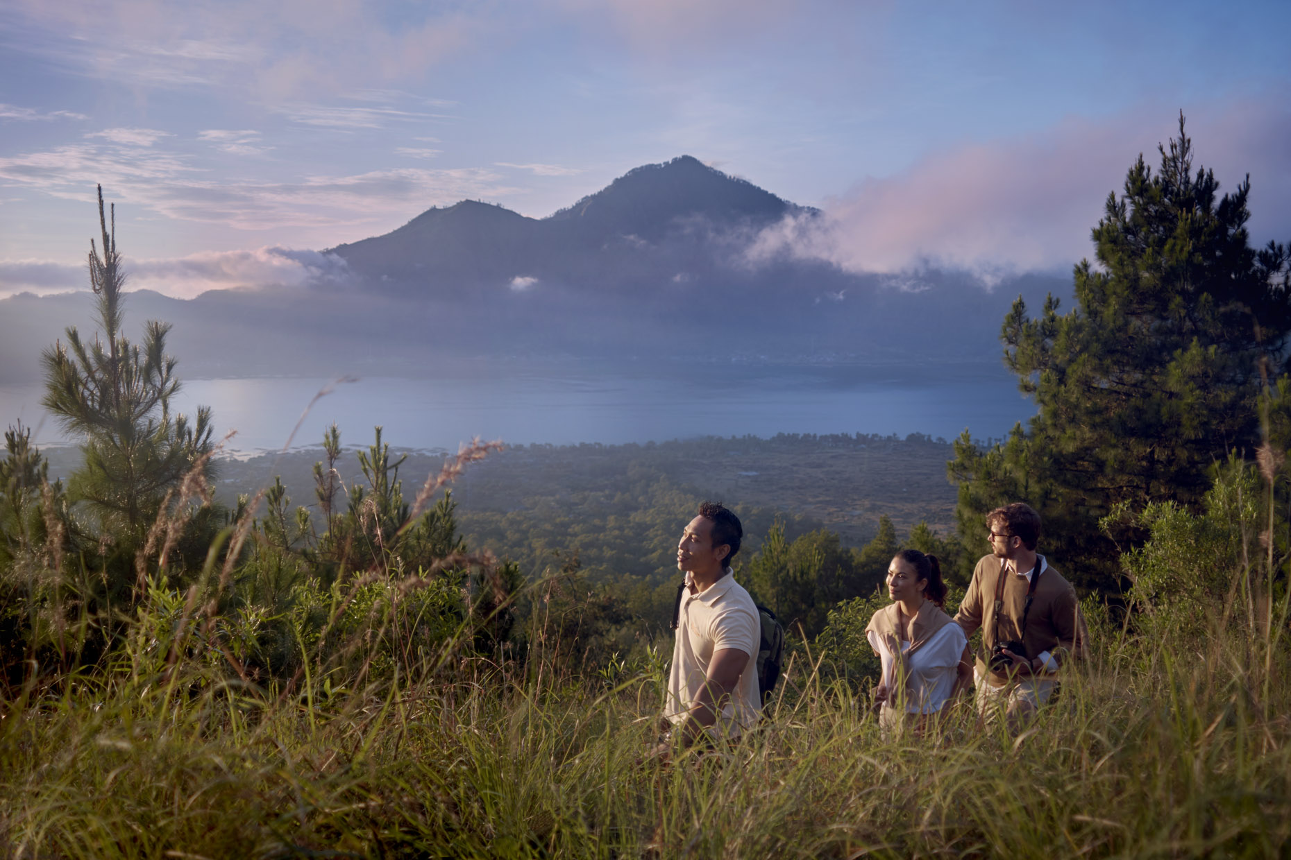 Sunrise hike for Mandapa, a Ritz-Carlton Reserve | Bali |