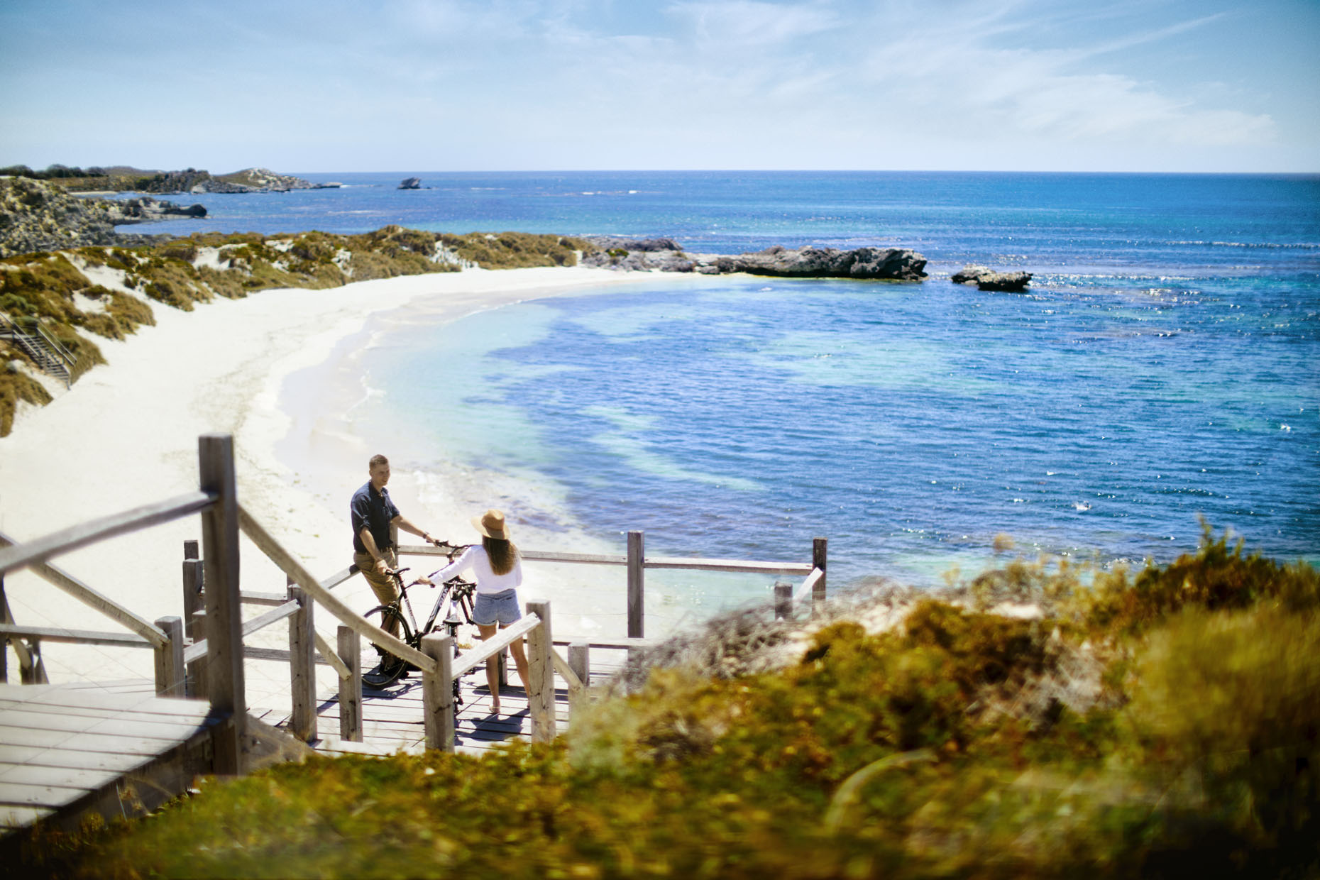 Rottnest Island for The Ritz-Carlton, Perth | Australia |