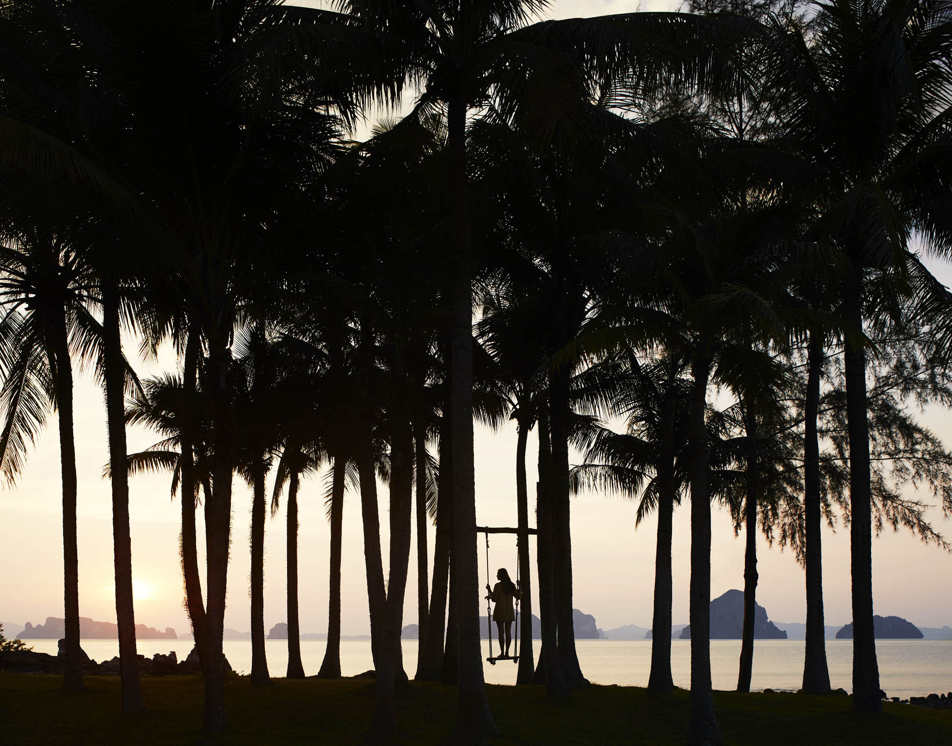 Sunset at Phulay Bay, a Ritz-Carlton Reserve | Thailand |