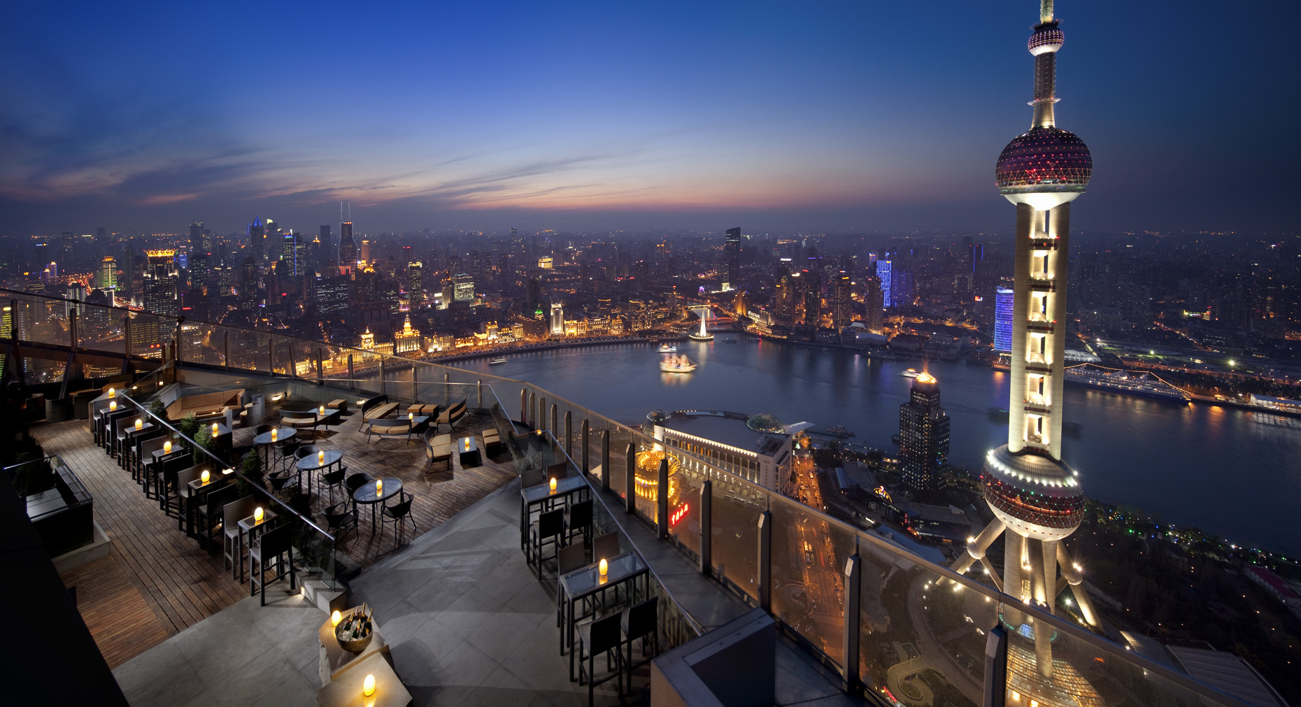 Flair at The Ritz-Carlton Shanghai, Pudong | China |